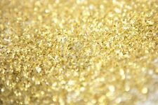 50g  Ultra Fine Glitter Light sand gold. nail body art, crafts size .008