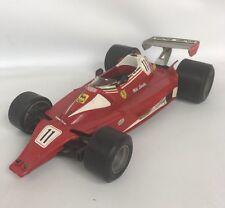 Ferrari 312 T2 Model F1 Car - No 11 Niki Lauda Scale 1:16 Polistil Made In Italy