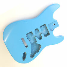 B STOCK Daphne Blue alder guitar body for Stratocaster Strat