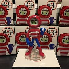 Casio G-Shock Pegleg G-Man Figurine Very Rare Limited Edition figure Brand New