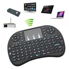 2.4G Wireless Air Mouse Qwerty Keyboard Remote Control XBMC Box Android TV PC BG