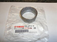 YAMAHA R1 R1M FRONT PIPE TO CAT UNIT MT01 LINK PIPE GASKET NEW IN PACKET (B24)