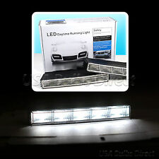 Euro Style High Power 10-LED Daytime Running Light Drl Driving Lamp Waterproof