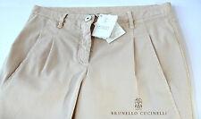 Pantaloni Brunello CUCINELLI donna tg 42