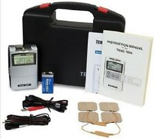 TENS 7000 Digital Back Pain Relief System Unit For Muscle & Joint Aches(OTC) NEW