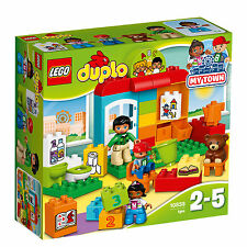 10833 Lego Duplo Town Preschool Nursery 39 Pieces Age 2-5 New Release For 2017!
