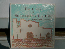 The Choir of St. Philip's In The Hills Episcopal Church Tuscon, AZ Rare LP Clean