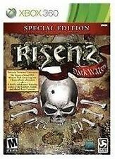 RISEN 2 DARK WATERS SPECIAL EDITION NEW & FACTORY SEALED XBOX 360
