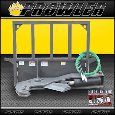"Prowler Non-Rotating Tree Shear Skid Steer Attachment - 12"" Inch Cut"