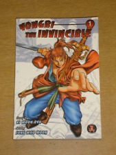 YONGBI THE INVINCIBLE VOL 1 CPM MANGA KI WOON RYU GN