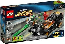 Lego DC Super Heroes 76012 Batman THE RIDDLER CHASE The Flash Minifigure NISB