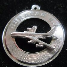 VINTAGE STERLING SILVER CURACAO N.A. CHARM