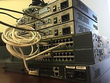 Cisco CCNA 210-260 CCNP 300-208 SECURITY LAB ASA5510 FIREWALL SISAS