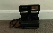 POLAROID INSTANT ONE STEP CLOSE UP 600 FILM CAMERA Tested Working