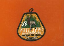 SCOUT BSA CAMP PHILLIPPO RESERVATION 2007 DEER NORTHERN STAR COUNCIL MN PATCH !!