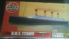 1/700 AIRFIX RMS TITANIC - UNMADE SHIP MODEL KIT INC PAINT & GLUE