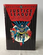 Justice League of America Archives - Volume 1 - DC Archive Editions DJ 1992