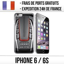 Coque iPhone 6 et 6S - Audi V8 (2)
