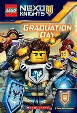 Graduation Day (Lego Nexo Knights: Chapter Book) By West, Tracey -Paperback