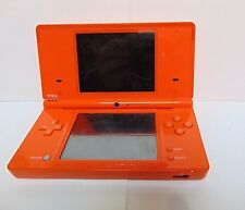 Nintendo DSi Hand Held Console - Orange (For Parts or Repair) - Unique Color