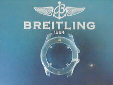 BREITLING FACTORY SALES JEWELER CLEAR WATCH PLASTIC BEZEL PROTECTOR #80 S/O 44