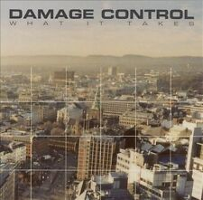 What It Takes by Damage Control (CD, Feb-2005, Live Wire (USA)) 1 CENT CD