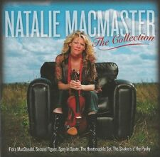 Nathaly Macmaster - Collection    New seald 2-cd   folk music