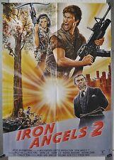 L31 - IRON ANGELS 2 - Original Kinoplakat
