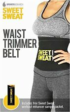 Sweet Sweat Premium Waist Trimmer. Includes Free Sample of Sweet Sweat Workou...