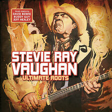 STEVIE RAY VAUGHAN w BOWIE, HEALEY New Sealed 2016 UNRELEASED LIVE CONCERT CD