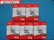 5 Danfoss RA/V 2960 Elemento sensore 013 G 34mm Testa termostato Valvola