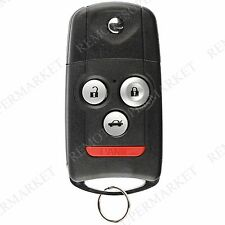 Replacement for 2008-2012 Honda Accord Coupe Remote Car Flip Key Fob