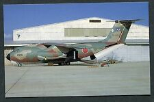 Dated 1991 - Japanese Air Force Kawasaki C-1 at Miho Airbase, Japan