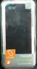 Brand New Oem iPhone 5S Case, Spigen Neo Hybrid Anti Shock Case Dante Red Retail
