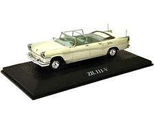 Model car DieCast Presidential Car Russia 1966 ZIL 111 Brezhnev 1/43 metal Norev