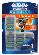 Gillette Fusion Proglide Flexball Power 14 Cartridges BRAND NEW SEALED