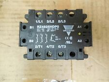 Carlo Gavazzi Solid State Relay RZ4825HDP0 25 A Amp 480/530 Volt Used