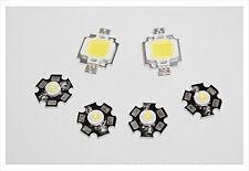 High power LED Kit 4pcs 1W- 2pc 10W  kit 1000LM White Super bright watt US bulb
