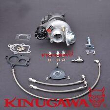 Kinugawa Turbocharger TD04L-16T 6cm T25 Flange / 1.5~2.0L / 250HP w/ Billet W/G