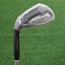 Cleveland CG Black Pitching/Gap Wedge 48.10* LEFT HAND NS Pro Steel Stiff - NEW