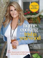 Home Cooking with Trisha Yearwood: Stories and Recipes to Share with F-ExLibrary