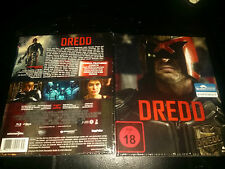 Dredd Blu-Ray Exclusive Limited Collector Edition OOP Digibook Brand New &Sealed