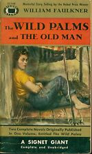 THE WILD PALMS AND THE OLD MAN  by William Faulkner