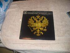 TCHAIKOVSKY,SYMPHONY NO 7, ORMANDY, PHILADELPHIA ORCH, COLUMBIA 6  EYE