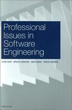 Professional Issues in Software Engineering-ExLibrary