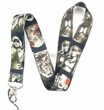 New 10 Pcs Marilyn Monroe Mobile Cell Phone Lanyard Neck Straps Pary Gifts V328