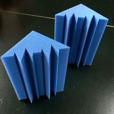 8 PCS New Item Promotion Blue Soundproof Bass Trap Corner Acoustic Studio Foam