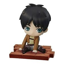Attack on Titan Sitting Collection Trade PVC Mini Desk Figure Eren Yeager @1921