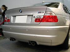 BMW E46 serie 1998-2005 3-Saloon M3 Arranque Alerón Labio Vendedor de Reino Unido