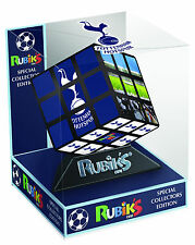 Rubik's cube puzzle game tottenham football collectors edition